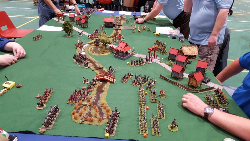 Whitley Bay 3D Gamers - Pike & Shotte Japanese Sengoku Period