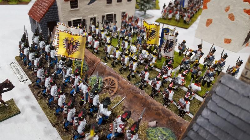 Westerhope Wargames Club - Napoleonics