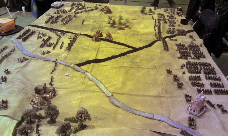 Tyneside Wargames - Franco Prussian War