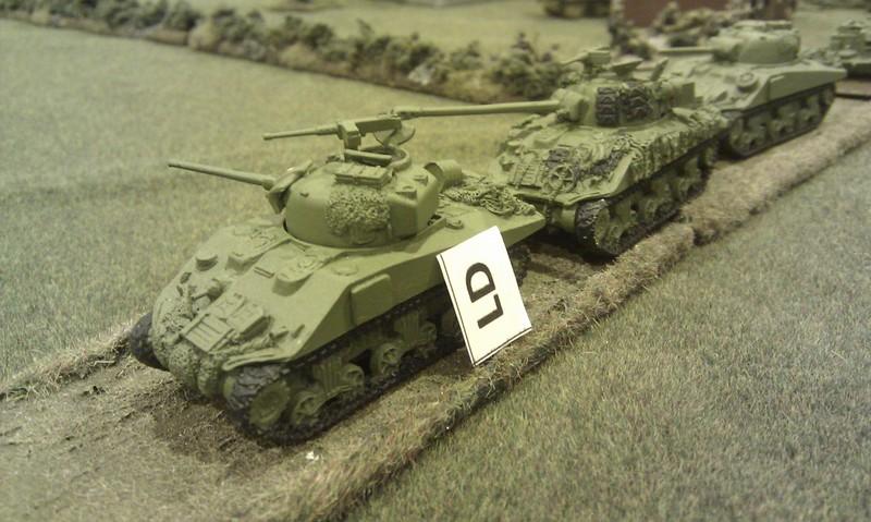 Redcar Ironbeards - 15mm WW2