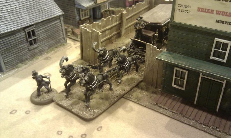 Guisborough Gamers - 28mm Wild West