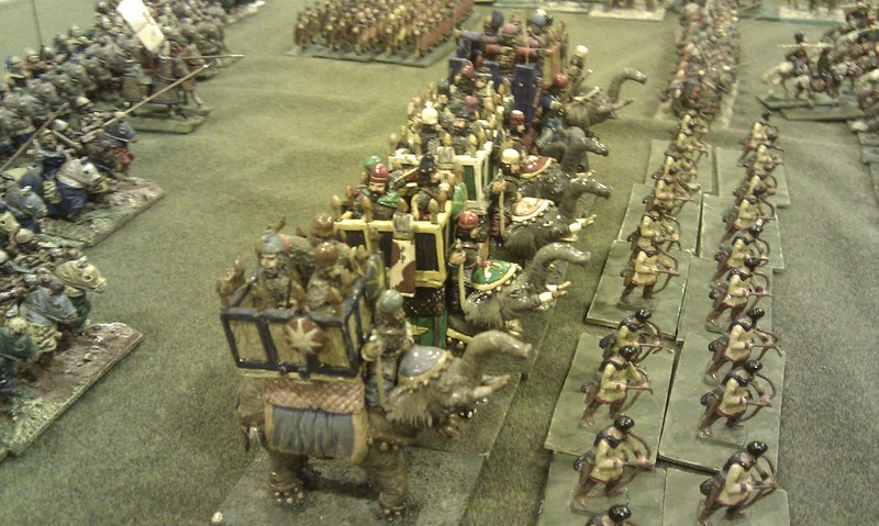 Private Soldiers - 28mm Ancients