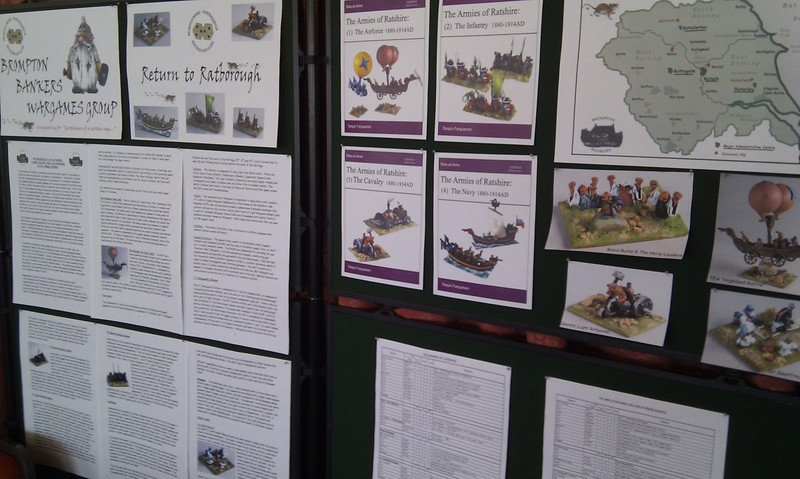 Ratshire - Excellent info board