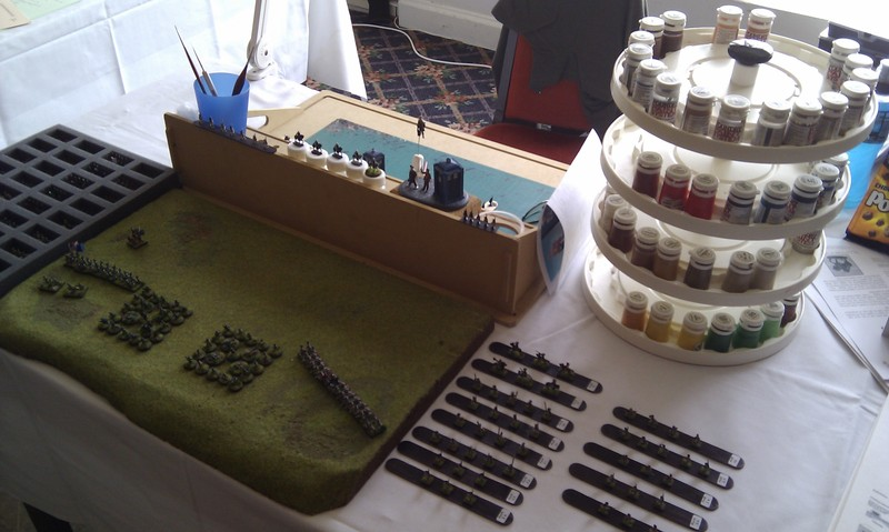 Andy Mac\'s Paint Station