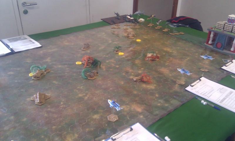 Stingray Game Table