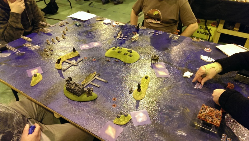Middlesbrough Gamers Club - Dystopian Wars