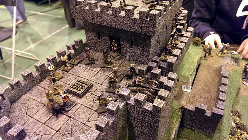 Dashing Dice Games - Witchfinder General