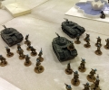 Border Reivers - Battle of Trafalgar Square