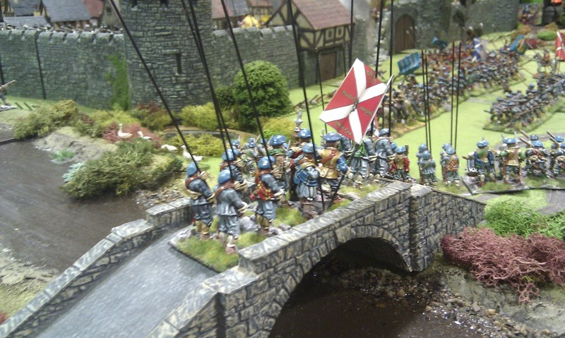 York Wargames Society - Mark Wheatley Demo