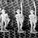 Figures for the Guards