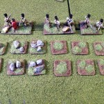 British Grenadier markers