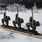 6mm Early Byzantines - a start