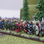 15mm Celtiberians (and a wagon!)