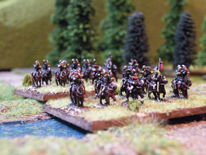 More 6mm Early Byzantines… – Another Slight Diversion
