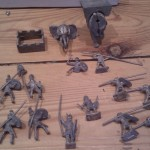 For Sale - 25mm Medieval Hinchliffe and Minifis