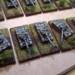 CWC - Soviet 2nd Echelon units...
