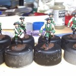Eine Schar von Schwänen - 6 Bits and Pieces and roll out the officers