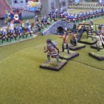 03 - Captain Ewald and his savages seizing the enemy guns!