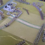 04 - The massed battalions deploy for the assault