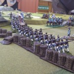 04 - The Bolyn Regiment begin their march to the hills