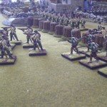05 - The Giezers and dragoons hold off the attack