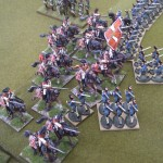 06 - Brunswick Cuirassiers begin their glorious charge