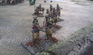 The dreaded camel gunners