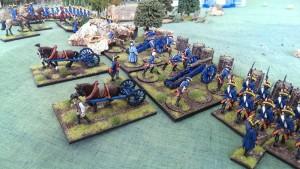 The guns of Braunschweig