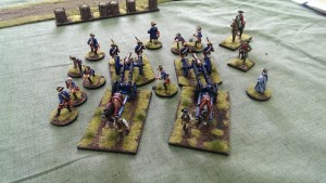 The Braunschweig battery retire