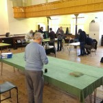 Tyneside Wargames Club Christmas Meeting 2014