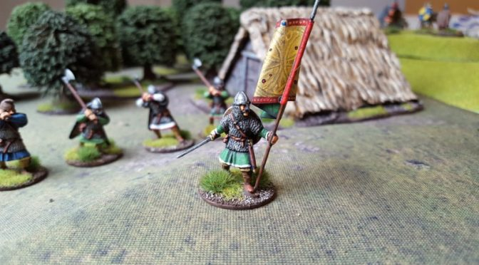 More Saxons! And a Norman. But not that one…